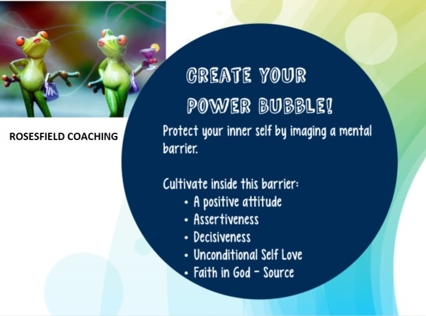 Create your Power Bubble